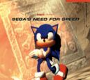 Sonic Adventure magazine scans