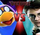Kamek vs. Harry Potter