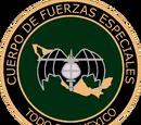 Cuerpo de Fuerzas Especiales de México