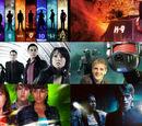 Список сериалов по вселенной «Доктора Кто»