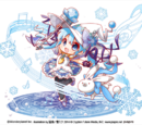 Snow Miku & Rabbit Yukine 2014