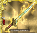Immortal Sword of the King, Durandal