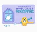Wubbzy Tells a Whopper