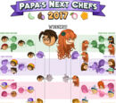 Papa's Next Chefs 2017