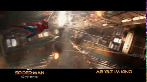 "SPIDER-MAN HOMECOMING - Shield Place 10"" - Ab 13.7.2017 im Kino!"