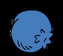 Cat Blueberry Wheels
