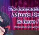 International Music Day 2017 Event