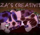 (GORE WARNING) Liza's Creativity-Creepypasta