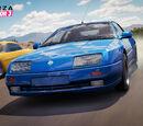 Renault Alpine GTA Le Mans