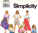 Simplicity 7825 C
