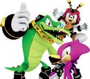 Sonic Heroes teams