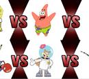 Spongebob Battle Royale