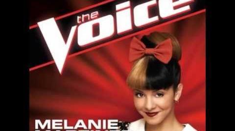 "Melanie Martinez ""Too Close"" - The Voice (Studio Version)"