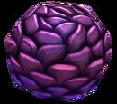 Purple Pinecone