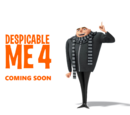 Despicable Me 4 (Jewel21's idea)