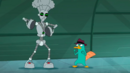 Agent P fighting Me Negative.png
