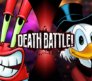 Mr. Krabs vs Scrooge McDuck