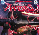 The Odyssey of the Amazons Vol 1 6