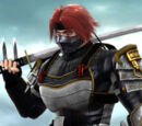 FanChar:Demon Sanya:Black Ninja
