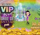 5 Meses Vip + 10.000 MiniMoedas + Torre da Fantasia