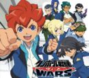 Danball Senki WARS LBX Battle Soundtrack