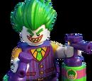 The Lego Batman Movie Characters