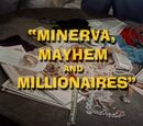 Batman (1966 TV Series) Episode: Minerva, Mayhem and Millionaires