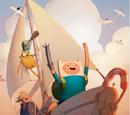 Hora de aventura: Islas