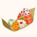 Zashiki Warashi's Azuki Rice Ball (TMR).png