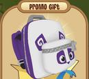 Panda Power Backpack