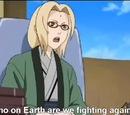 Princess Tsunade Senju(Genjutsu World)