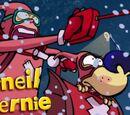 Corneil & Bernie - Santa Paws