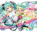 Rainbow Hatsune Miku Append