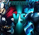 Thor vs Zekrom