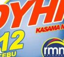 DYHP-AM 612kHz Sign On and Sign Off
