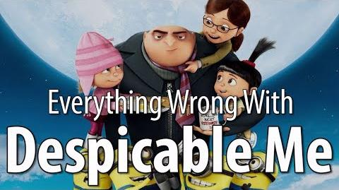Despicable Me (EWW Video)