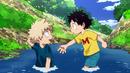 Izuku And Katsuki As Kids.png