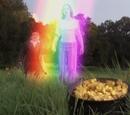 Rainbow Teleportation