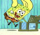 Mini Krusty Krab playset