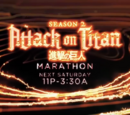 Attack on Titan Season 2 Marathon