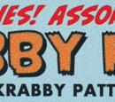 Tadpoles! Guppies! Assorted Small Fry! Join the Krabby Klub for Kids and You Can Sell Krabby Patties Door-to-Door!