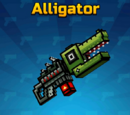 Alligator Up1