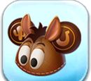 Bullseye Ears Token