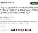 La Isla, El Reality 2017
