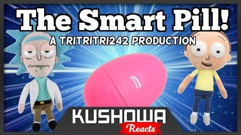 Kushowa Reacts to TriTriTri242 Short: The Smart Pill!