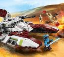75182 Republic Fighter Tank
