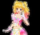 Shine Stars!/Pink Shine Stars Coord
