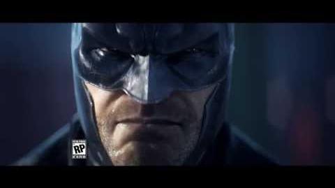 Batman Arkham Origins – I spot reklamowy