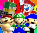 SMG4: Welcome To The Kushroom Mingdom