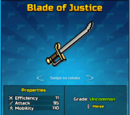 Blade of Justice Up1